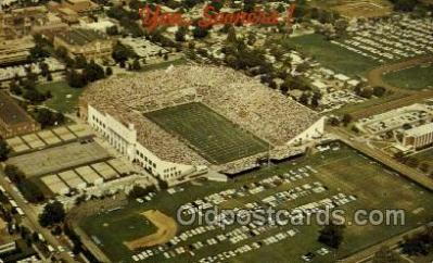 Owen Stadium Norman Oklahoma USA