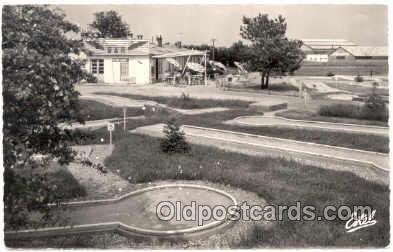 spo028026 - Voisins Le Bretonneux, Miniature Golf Sports Postcard Postcards
