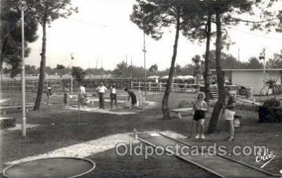 spo028034 - Miniature Golf, Postcard Postcards