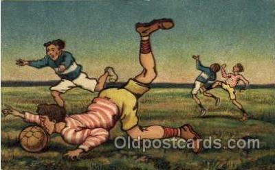 spo030061 - Soccer Postcards