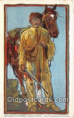 Kit Carson, Pathfinder