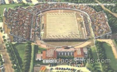 spo036031 - Rice Institute, Houstin, Texas, TX, USA Foot Ball,  Football Stadium Postcard Postcards