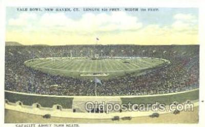 Yale Bowl, New Haven, CT, USA