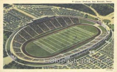 Alamo Stadium, San Antonio, TX, USA