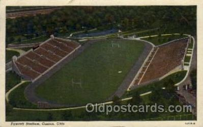 Fawcett Stadium, Canton, Ohio, USA