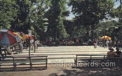 Shuffleboard in Acacia Park