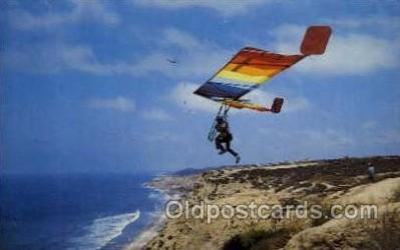 spo050009 - Hang Gliding Southern California, Postcard Postcards