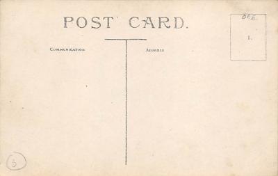 spof011004 - Fencing Postcard Postcards  back