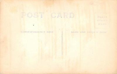 spof011047 - Female Fencer Fencing Postcard  back