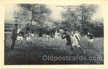 spo001005 - Le Camp de Bouafles Le Baskett-ball, Basketball, Basket Ball Postcard Postcards