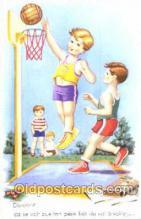spo001065 - Basketball Postcard Postcards