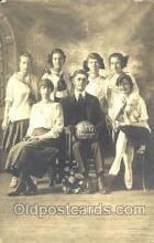 spo001070 - D.H.S Champions 1917-1918  Basketball Postcard Postcards