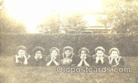 spo001072 - 1909,  Basketball Postcard Postcards