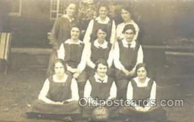 spo001075 - Basketball Postcard Postcards