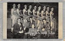 Westminster Church Basketball Team 1942-1943