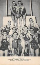 Peru State Bobcats, 1974-48, 1948-49, 1949-50 Nebraska College Conference Champs