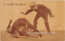spo002599 - Old Vintage Baseball Postcard Post Card