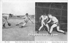 spo002615 - Old Vintage Baseball Postcard Post Card
