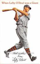 spo002629 - Old Vintage Baseball Postcard Post Card