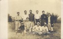 spo003114 - Base Ball Baseball Real Photo Postcards Post Card