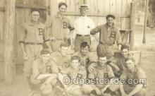 spo003120 - Base Ball Baseball Real Photo Postcards Post Card