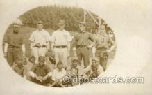 spo003128 - Base Ball Baseball Real Photo Postcards Post Card