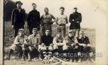 spo003132 - Base Ball Baseball Real Photo Postcards Post Card