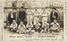 spo003133 - YMCA, Schuylkill Haven, PA USA Base Ball Baseball Real Photo Postcards Post Card