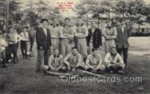 spo003139 - Honedye Falls, New York, USA Base Ball Baseball Real Photo Postcards Post Card