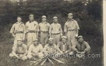 spo003144 - Base Ball Baseball Real Photo Postcards Post Card