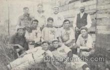 spo003147 - Helena, MO? USA Base Ball Baseball Real Photo Postcards Post Card