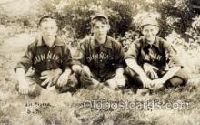 spo003150 - Dunning, St. Paul MN? USA J. H. Figard, F.E. Whittaker, Pod Parks Baseball Players