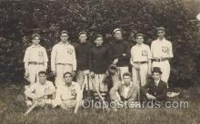 spo003153 - Base Ball Baseball Real Photo Postcards Post Card