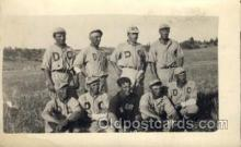spo003178 - Base Ball Baseball Real Photo Postcards Post Card