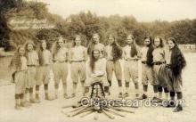 spo003185 - House of David Junior Base Ball Team Base Ball Baseball Real Photo Postcards Post Card