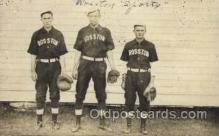 spo003191 - Base Ball Baseball Real Photo Postcards Post Card