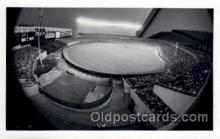 spo003209 - Yankee Stadium New York City, New York Base Ball Baseball Real Photo Postcards Post Card