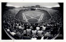 spo003210 - Yankee Stadium 1986 New York City, New York Base Ball Baseball Real Photo Postcards Post Card