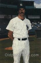 spo003633 - Ron Guidry Base Ball, Baseball Real Photo Images, Postcard Postcards