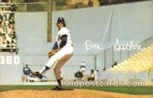 spo003658 - Don Sutton Base Ball, Baseball Real Photo Images, Postcard Postcards