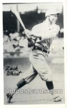spo003666 - Jack Wheat Baseball, Old Vintage Antique Postcard Post Cards
