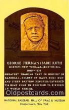 spo003961 - Baseball Postcard Base Ball Post Card