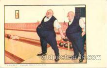 spo004011 - Bowling Postcard Postcards