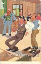 spo004013 - Bowling Postcard Postcards