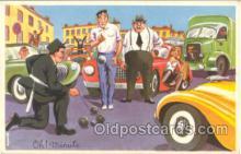 spo004015 - Bowling Postcard Postcards