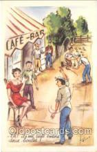 spo004018 - Bowling Postcard Postcards