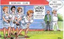 spo004022 - Bowling Postcard Postcards