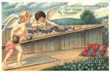 spo004033 - Valentine Bowling Postcard Postcards