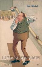 spo004037 - Bowling Postcard Postcards