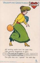 spo004039 - Bowling Postcard Postcards